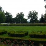 Hluboká nad Vltavou - zámecký park